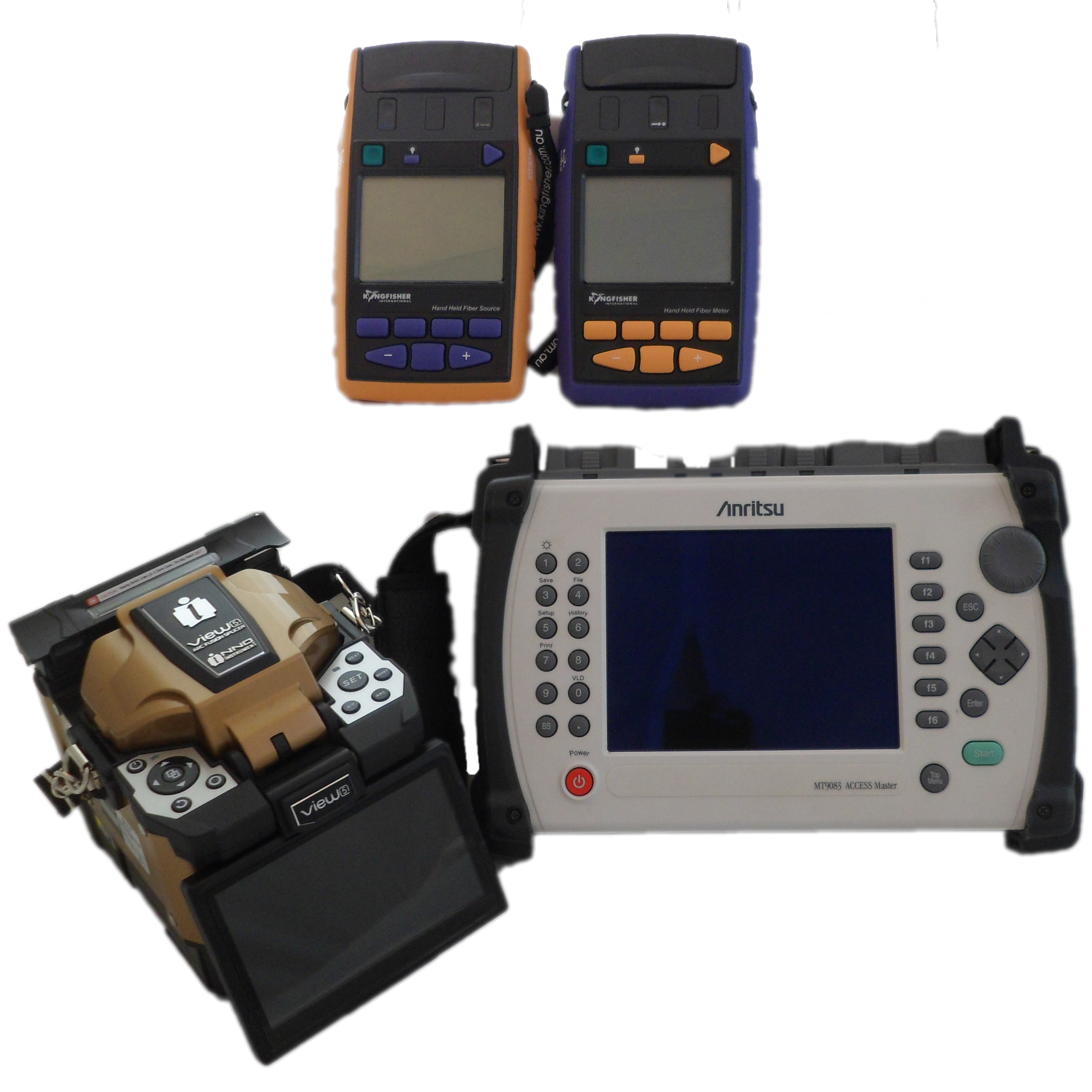 Fiber Optic Splicing and Testing Package Deal